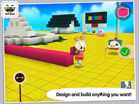 Cool App Alert: Toca Builders