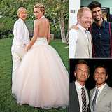 "Same-Sex Celebrity Couples Say ""I Do"""