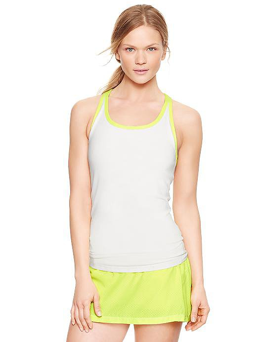 Gap Shelf-Bra Tank
