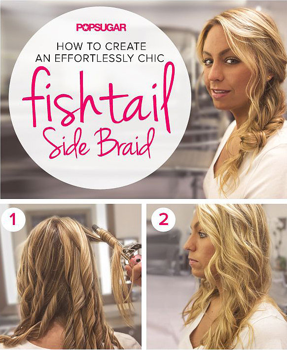 Readers love our step-by-step hair and makeup tutorials like this fishtail braid tutorial. This boho chic take on a side braid is cute and easy to re-create at home.