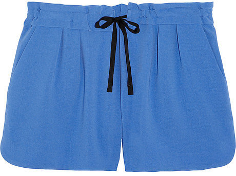 Rag & bone Ivette crepe shorts