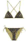 No one can ever tell me leopard print is out of style. And this Kenzo bikini ($316) offers a cool new take on the classic with the camo color story. Plus, if I do ever want to tone down my wild side, it's reversible! — KS