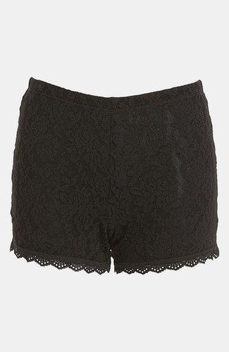Tildon Lace Shorts