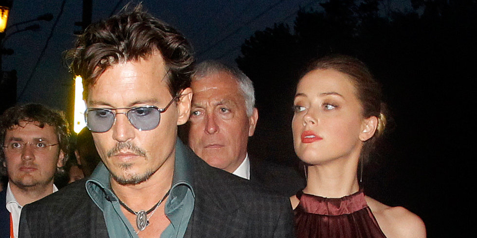 "Video: ""Simpleton"" Johnny Depp Takes Amber Along on His Press Tour"