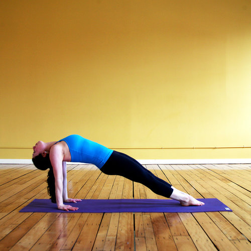 Yoga Poses To Tone Thighs And Bum