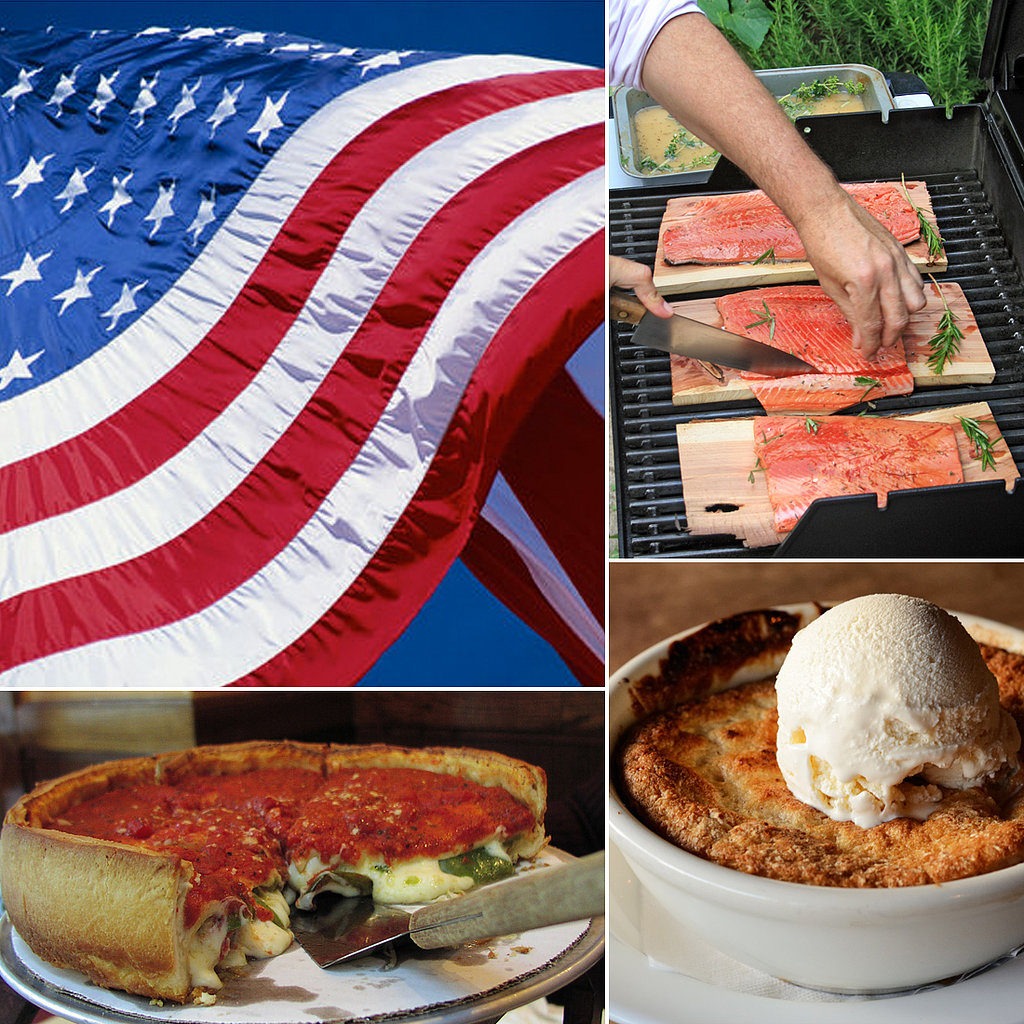 Regional american cuisine guide popsugar food for American cuisine dishes
