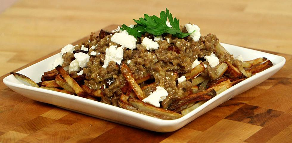 Celebrate Canada Day With a Plate of Poutine