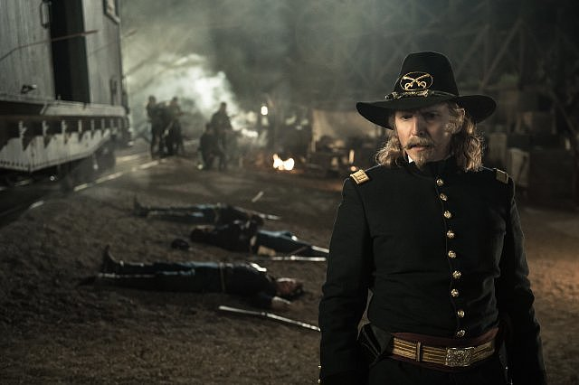 Barry Pepper in The Lone Ranger.