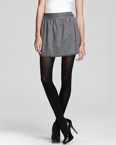 DIANE von FURSTENBERG Skirt - Addie Pleated Wool
