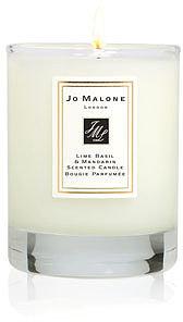 Jo Malone London Lime Basil & Mandarin Travel Candle, 2.1 oz.