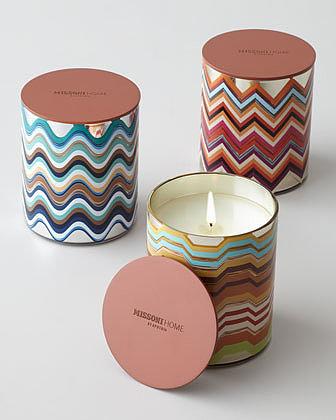"Missoni Home Collection ""Apothia"" Candle"