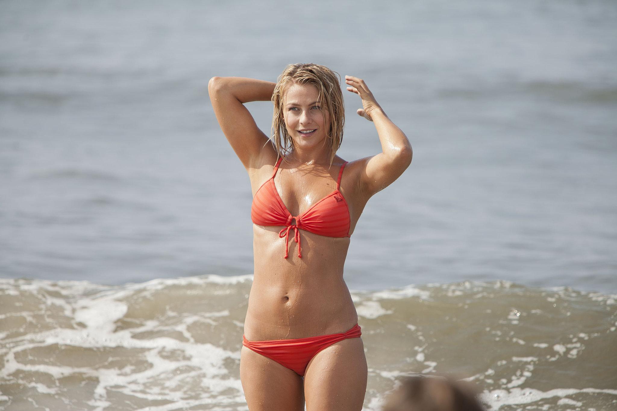 Julianne Hough Safe Haven The Best Bikini Moments In