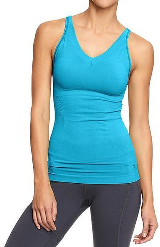 Women's Active by Old Navy Seamless V-Neck Tanks