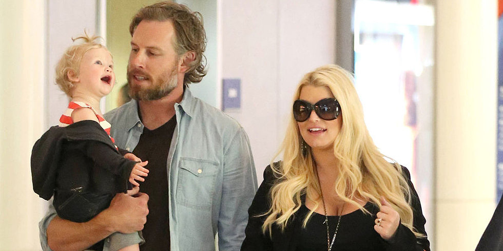 Jessica Simpson Welcomes a Son! A Look Back at Her Comfortably Chic Maternity Style
