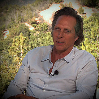 William Fichtner The Lone Ranger Interview (Video)