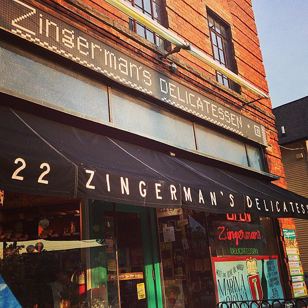 Michigan: Zingerman's