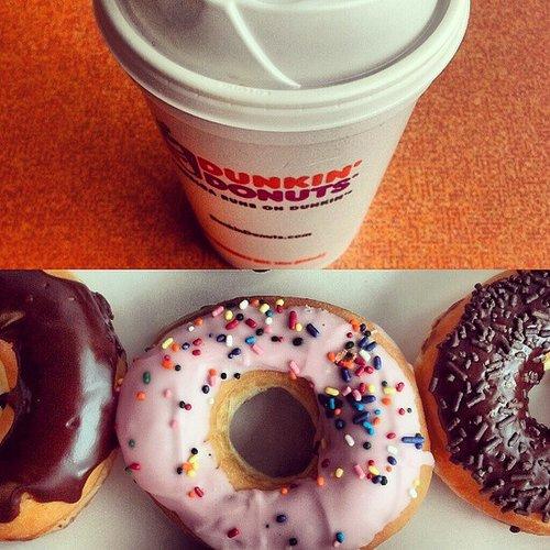 Massachusetts: Dunkin' Donuts