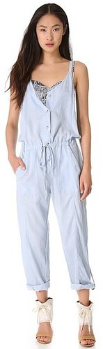 Burning torch Mayport Jumpsuit