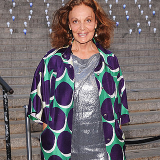 Diane von Furstenberg Is Like a Cowboy