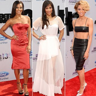 Best Dressed BET Awards 2013