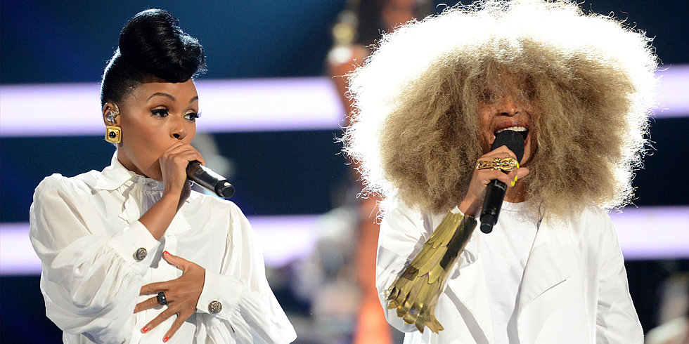 The Best Hair and Makeup From Last Night's BET Awards