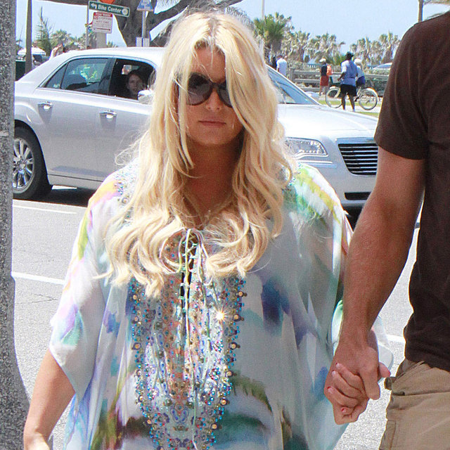 Jessica Simpson Names Son Ace Johnson | Video
