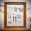 Frame Earring Holder DIY | Video