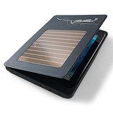 Solar iPad Charging Case