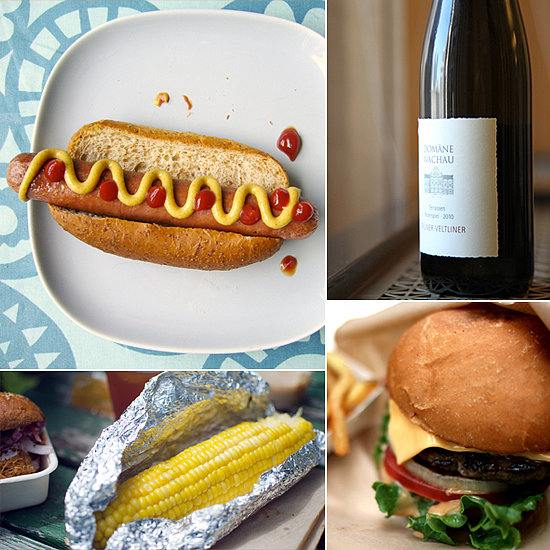 Your Guide to Pairing Wine With Classic Cookout Dishes