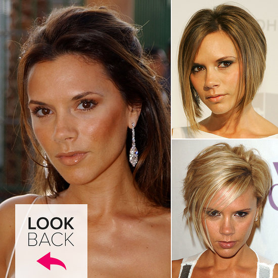 Happy Anniversary, Victoria Beckham! See Her Top Hair Moments