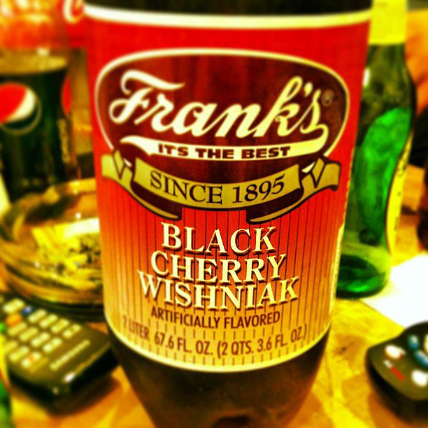 Pennsylvania: Frank's Soda