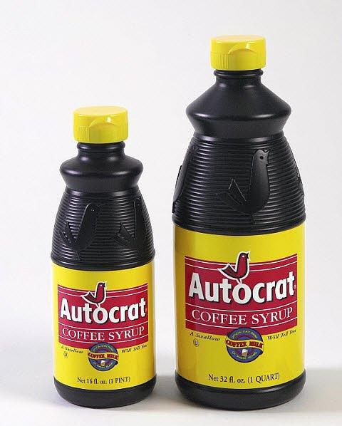 Rhode Island: Autocrat Coffee Syrup