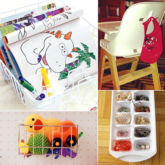 17 Clever Mom Hacks to Make Life a Little Easier