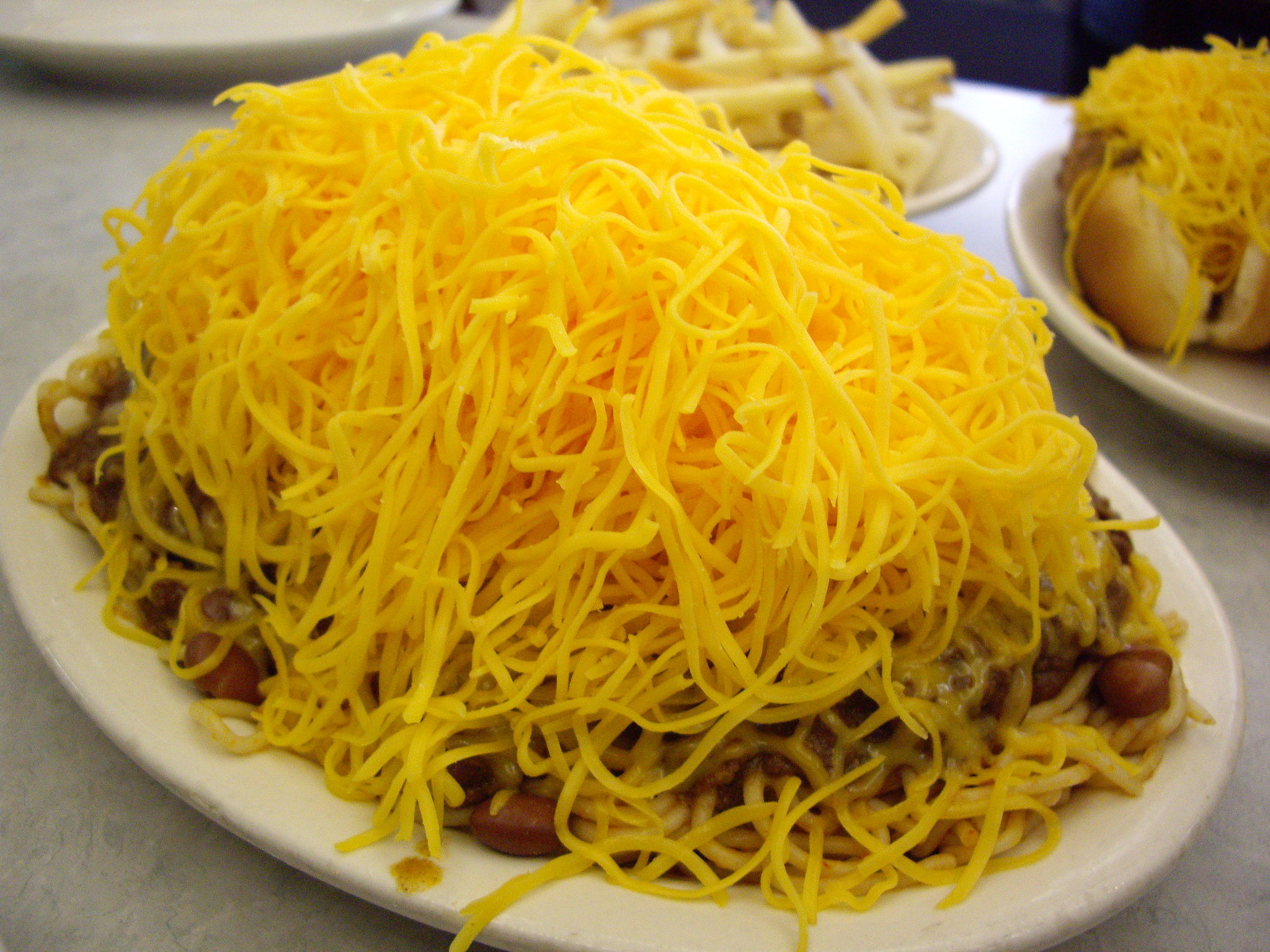 Ohio: Cincinnati Chili | Taste the States: 50 Iconic American Foods ...