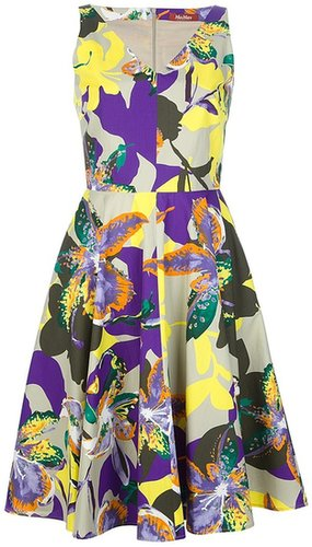 Max Mara Studio floral dress