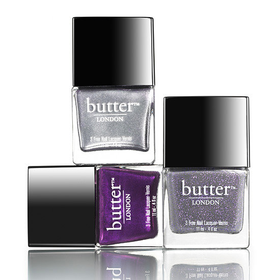 July is the expected month for expectant mother Kate Middleton to give birth. Fete this happy time with Butter London's Royals Collection ($39). It features three metallic polishes, including No More Waity Katie, Lillibet's Jubilee, and the recently released Pitter Patter.