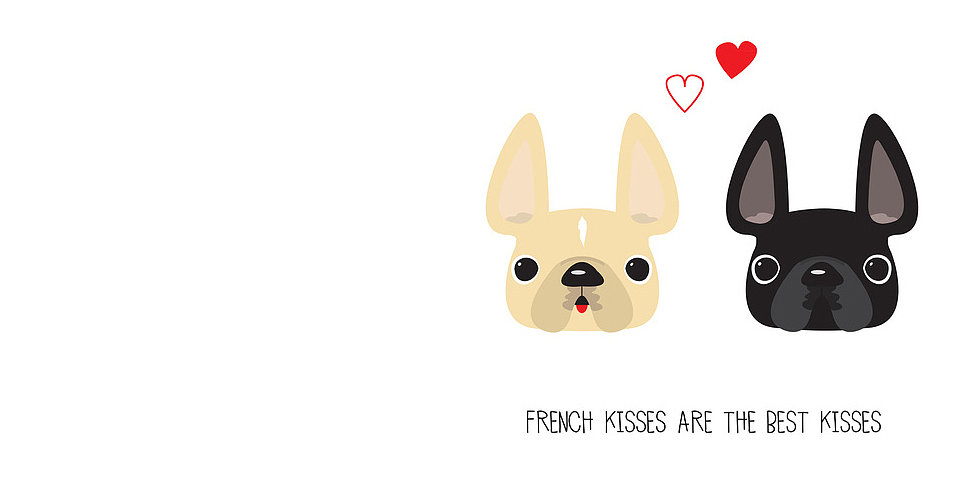 Adorable Art Prints Sealed With a Kiss