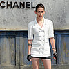 Kristen Stewart at Chanel Fashion Show | Video