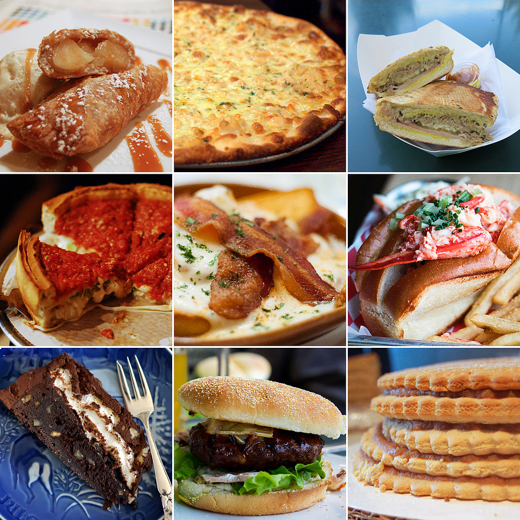 Taste the States: 50 Iconic American Foods From A to Z