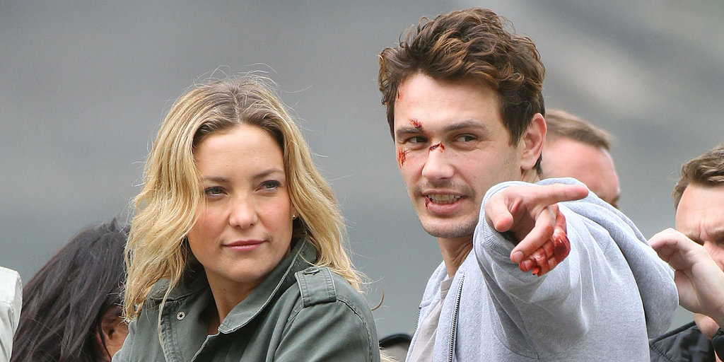 Ian Somerhalder, Kate Hudson, Rebecca Romijn, and More Stars on Set