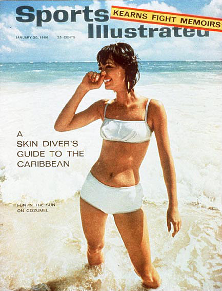 The Sports Illustrated Swimsuit Issue, 1964
