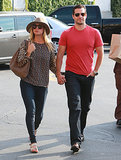 It's Official! Henry Cavill and Kaley Cuoco Step Out Holding Hands