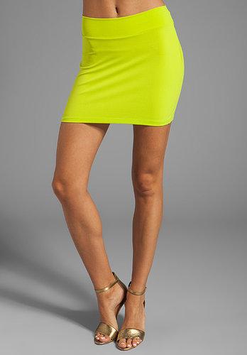 "Susana Monaco Slim Skirt 16"""