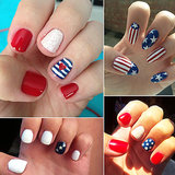 Tap Into Your Patriotism With These Fourth of July Nail Art Designs