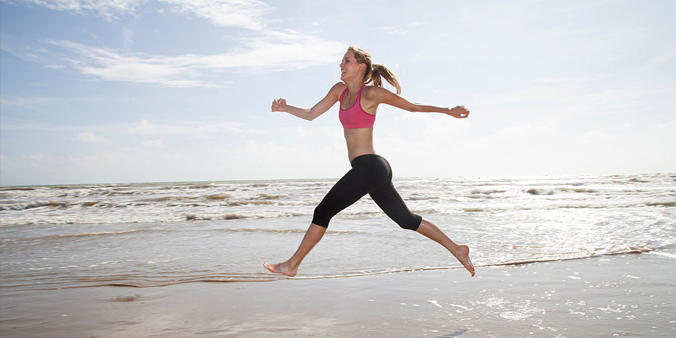 Burn Major Calories at the Beach With These Ideas