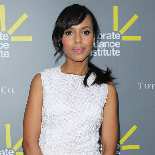 Kerry Washington Marries Football Player Nnamdi Asomugha