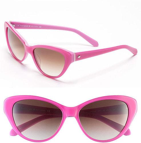 Kate Spade New York 'della' 55mm Sunglasses