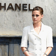 Pictures of Kristen Stewart's Tattoos at Chanel Fashion Week