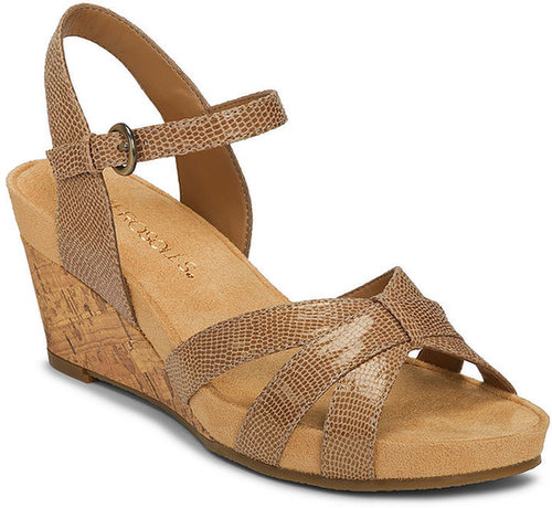 Aerosoles Shoes, Lighthearted Wedge Sandals