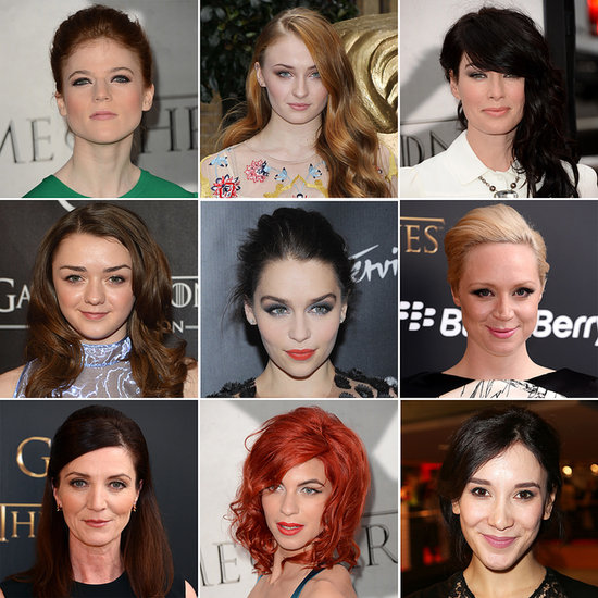 Beauty Spotlight: The Women of Game of Thrones
